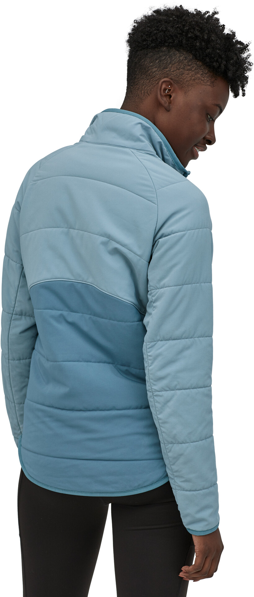Patagonia Pack In Jacke Damen pigeon blue
